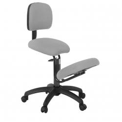 Chaise de bureau ergonomique Ecopostural Appui-genoux fixe S2604
