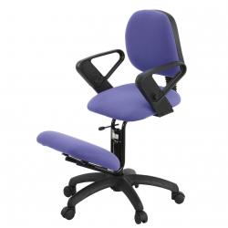 Fauteuil de bureau ergonomique Ecopostural Appui-genoux fixe S2606