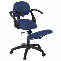 Fauteuil de bureau ergonomique Ecopostural Appui-genoux réglable S2703