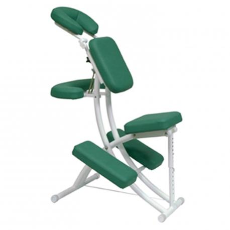 Chaise de massage Ecopostural Multifonction Acier Blanc T2600