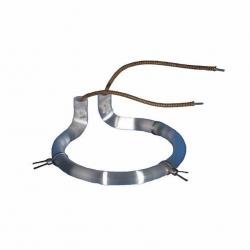 Ampoules et émetteurs pour lampes à infra-rouge Verre et Quartz Circline Quartz 400W
