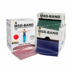 Bande élastique de rééducation MSD
