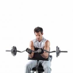 Pupitre à biceps Kettler PRIMUS/CLASSIC