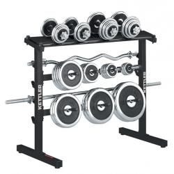 Range disques Kettler Range disques et haltères
