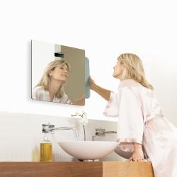 Pèse-personne électronique miroir Salter