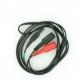 Jeu de 2 cables pour Cefar 804 SIII, Slimfirst, Slim 8, EMS 400 Cefar Compex