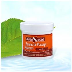 Baume de massage relaxant Kinésanté