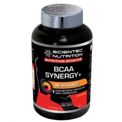 Gélules BCAA SYNERGY + STC  Nutrition