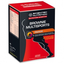 Complément alimentaire BROWNIE MULTISPORTS STC Nutrition