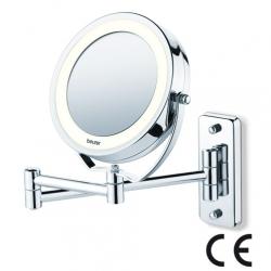 Miroir rétro-éclairé 2 en 1 BS 59 Beurer