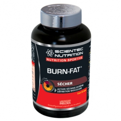Gélules BURN FAT STC Nutrition