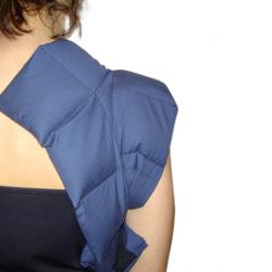 Compresse de lin cervico-scapulaire Arpège Santé