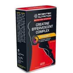 Comprimé effervescent CREATINE EFFERVESCENT COMPLEX STC Nutrition