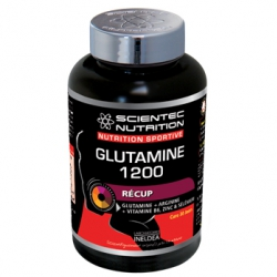 Gélules GLUTAMINE 1200 STC Nutrition