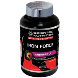 Gélules IRON FORCE STC Nutrition
