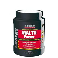 Préparation pour boisson MALTO POWER STC Nutrition