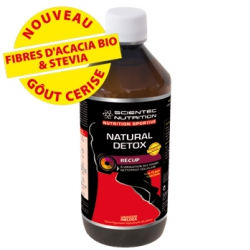 Flacon NATURAL DETOX STC Nutrition