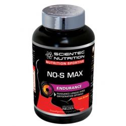 Gélules NO-S MAX STC Nutrition
