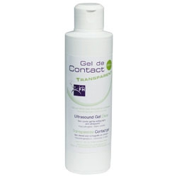 Gel de contact ultrasons 250 ml Labo FH