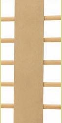Planchette en bois pour espalier Socopedic