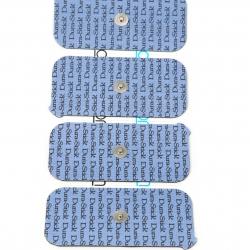 Electrodes Dura-Stick Plus Clip 50x100mm Cefar Compex