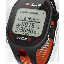 Cardiofréquencemètre RCX3 GPS Polar