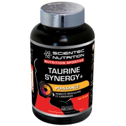 Gélules TAURINE SYNERGY + STC Nutrition