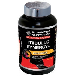 Gélules TRIBULUS SYNERGY + STC Nutrition