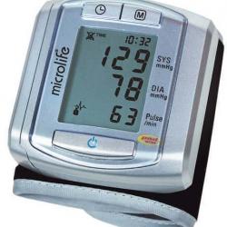 Tensiomètre au poignet BP W90 Microlife