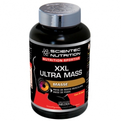 Gélules XXL ULTRA MASS STC Nutrition