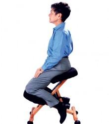 Siège ergonomique Accent Wood Arpège Santé