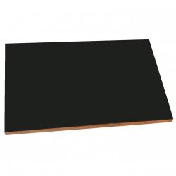 Plateau d'équilibre rectangulaire en bois