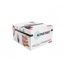Bande taping Kinesio boite de 6 bandes de 5 m