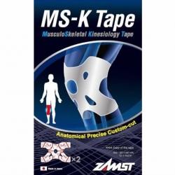 Bande Taping Zamst MS-K Tape Genou Pré-découpée
