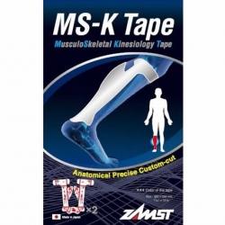 Bande Taping Zamst MS-K Tape Mollet Pré-découpée