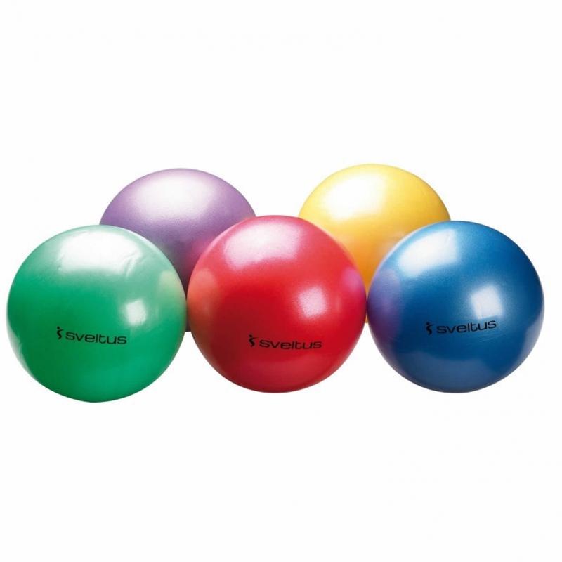 ballon de gym 25 cm sveltus ballon pour exercices de gym. Black Bedroom Furniture Sets. Home Design Ideas