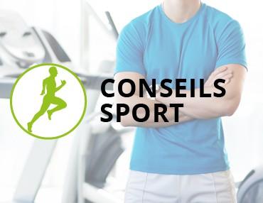 Nos conseils sport