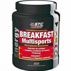 BREAKFAST MULTISPORTS  STC Nutrition